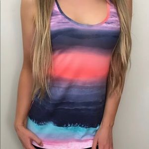 Lululemon 🦄 Beachscape Multi color CRB